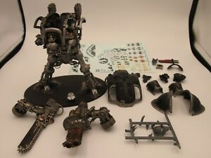 Warhammer 40K 40000 Imperial Knight Partially Assembled $24 Ship