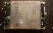 Siemens APOGEE 549 203 Modular Equipment Controller