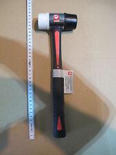 448:Schonhammer 45 mm Gummihammer Hartgummi Weichgummi einsatz fleckfrei