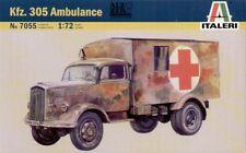 Italeri 1/72 Kfz. 305 Ambulance # 7055