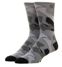 Batman DC Comics Camo Socks - Bioworld Size 10-13