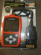 Foxwell NT201 can OBDII & EOBD code reader