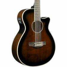 Ibanez AEG1812II AEG 12-String Acoustic-Electric Guitar Dark Violin Sunburst