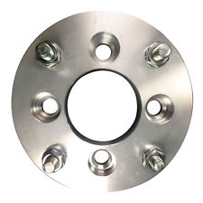 """4x100 to 4x108 / 4x4.25 US Made Hubcentric Wheel Adapters 1"""" HWC 12x1.5 Stud x4"""
