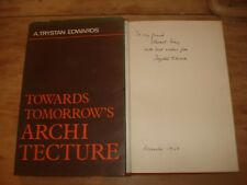 Towards Tomorrow's Architecture.The Triple Approach,Edwards Trystan A.SIGNED.H/B