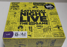 NEW MIP Sealed SNL Saturday Night Live Board Game by Discovery Bay Games
