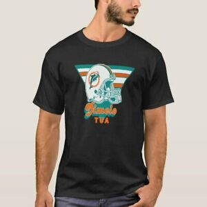 Miami Dolphin Football Team T Shirt NFL Champs 2021 Funny Vintage Gift For Men