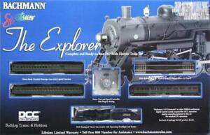 Bachmann Spectrum HO The Explorer Train set DCC On Board Santa Fe #01308 UP