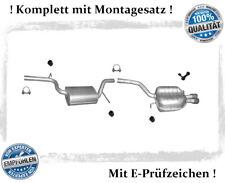 Auspuffanlage VW Passat / CC / Variant 1.8 2.0 TSI FSI Auspuff + Montagesatz