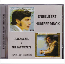 Engelbert Humperdinck ‎– Release Me/The Last Waltz 1st TIME ON CD NEW