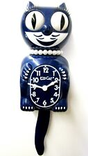 Edición Limitada Galaxy Azul Mujer Kit-Cat Reloj, Eeuu Hecho (Libre Pilas) LBC48