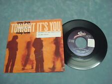 CHEAP TRICK- WILD WILD WOMEN/ TONIGHT IT'S YOU 45 RPM SINGLE
