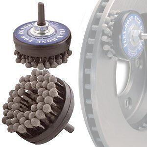 Brush Research RMFH240Z25 Flex Hone for Brake Rotors, 240 Grit