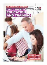 The City & Guilds Textbook: Level 3 Award in Education and Training New Hardcove