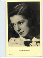 Porträt Postkarte Kino Bühne Ross-Verlag Schauspielerin AK Maria Landrock