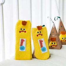Novetly Animal Coral Fleece Soft Warm Fluffy Slipper Bed Socks Christmas Gift