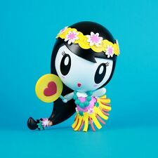 "Hawaii - Aloha Lolligag Sunrise Edition 5"" Vinyl figure girl in summer skirt NEW"