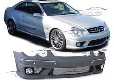 PARACHOQUES DELANTERO para Mercedes CLK W209 C209 02-09 AMG BUSCAR Alerón Kit de carrocería