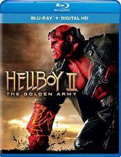 Hellboy II: The Golden Army (Blu-ray + Digital HD) (Format: Blu-ray)