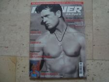 M gay magazine nude male Rupert Everett photography Evi-A-Than Joe Lalli