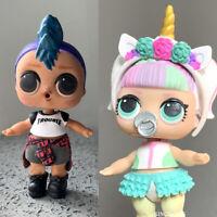 LOL Surprise Doll Unicorn & Punk Boi Boy super Rare Confetti Pop Giocattoli