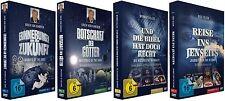 Paranormal Vol. 1-4: Erinnerungen an die Zukunft / Botschaft der Götter..[4 DVD]
