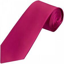 Fatto a mano pianura blush Raso Skinny Ragazzi Cravatta E Fazzoletto Set per bambini