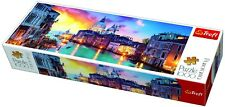 Trefl 1000 Piece Panorama Adult Large Canal Grande Venive Italy Jigsaw Puzzle