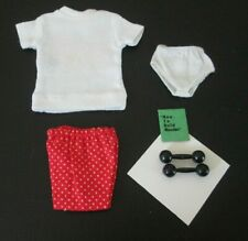 Vintage Barbie: Ken #780 In Training Outfit Complete