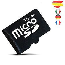LOT 20 CARTE MÉMOIRE 1GB MICROSD 1 GB MICRO SD SCHC Fabrication propre