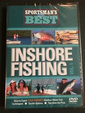 Sportsman'S Best - Inshore Fishing Dvd - Vol 1- Tackle, Tips, Techniques
