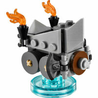 New Lego Axe Chariot From LOTR Dimensions Set 71220 Axe Hurler Soaring Chariot