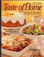 Taste of Home 2009 Annual Recipes by Michelle Bretl