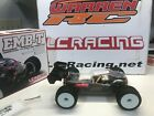 LC RACING 1:14 EMB Brushless motor Off Road 4WD RC Car Truggy ARTR 1/14 CLEAR