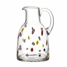 Leonardo Millefiori Jug, Pitcher, for Water, Beer, Juice, Ice Tea 2000 ml, 58838