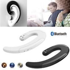 Wireless Earpiece Earphone Handsfree Headset with Mic for Samsung S20 S10 S9 S8