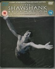 The Shawshank Redemption Blu Ray Steelbook - New & Sealed