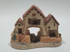 David Winter Cottages Quayside 1980 Early Piece Rare