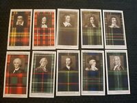Clan Tartans (1927) Stephen Mitchell & Son - Buy 2 & Save - Complete Your Set