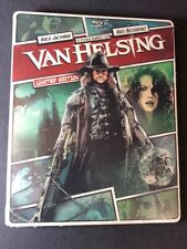 Van Helsing [ Limited STEELBOOK Edition ]  (Blu-ray + DVD Combo) NEW