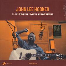 John Lee Hooker - I'm John Lee Hooker (Vinyl LP - 1960 - EU - Reissue)