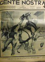 GENTE NOSTRA N.26  1930
