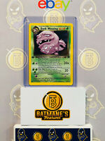 Dark Weezing 31/82 1st Edition NM Near Mint Team Rocket Non-Holo Pokemon Card