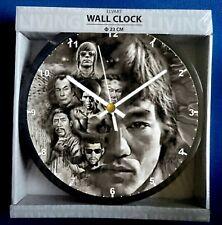 Bruce Lee Wall Clock