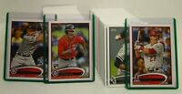 Topps 2012 Update Baseball Complete Set #US1-US330 Mike Trout - 2 Harper Rookies