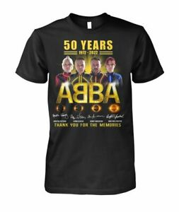 ABBA Voyage 2022, ABBA Memories Unisex T-Shirt, S-5XL