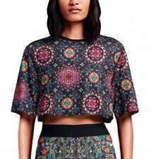 NikeLab X Riccardo Tisci Kaleidoscope Women's Shimmer Printed Shirt (L)