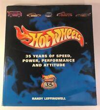 35 Yrs Hot Wheels Hardback Book