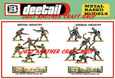 Britains Deetail WWII Model Soldiers 7345 7354 A3 Size Shop Poster Leaflet Ad