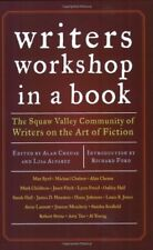 Writers Workshop in a Book: The Squaw Valley Community of Writers on the Art of